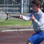 【ジュニアテニス】初めての試合でルールを習う