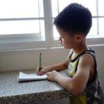 【夏休みの宿題】1年生の宿題の量はこんなもの?