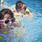 子どもに水泳を教えた!クロール25メートルを泳げるようになった方法!